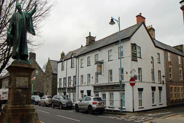 Thumbnail Pub/bar for sale in High Street, Gwynedd