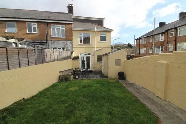 Thumbnail End terrace house for sale in Byland Road, Plymouth