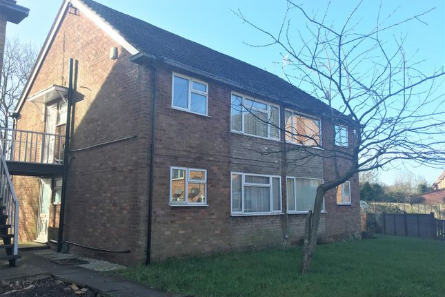 Thumbnail Flat to rent in Elm Close, Binley Woods, Coventry