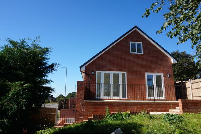 Thumbnail Detached house for sale in Littleworth Road, Hednesford