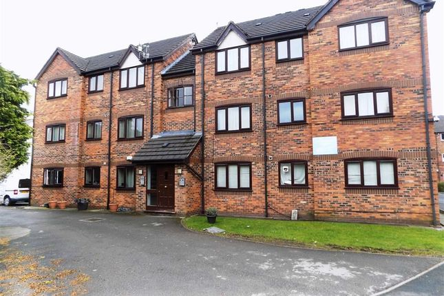 Thumbnail Flat for sale in Woodnewton Close, Gorton, Manchester