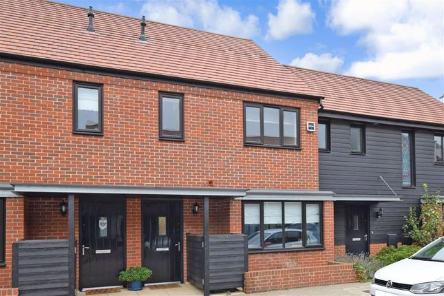 Thumbnail Terraced house for sale in Hawley Drive, West Malling, Kent