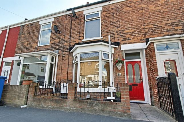 Thumbnail Terraced house for sale in Victoria Street, Hessle