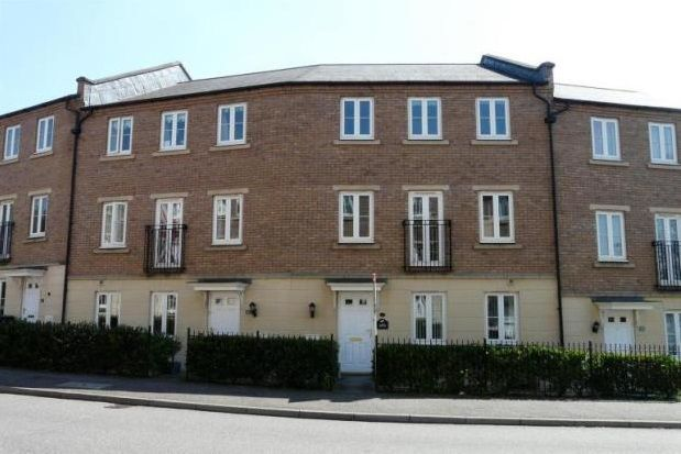Thumbnail Property to rent in Fleming Way, St. Leonards, Exeter