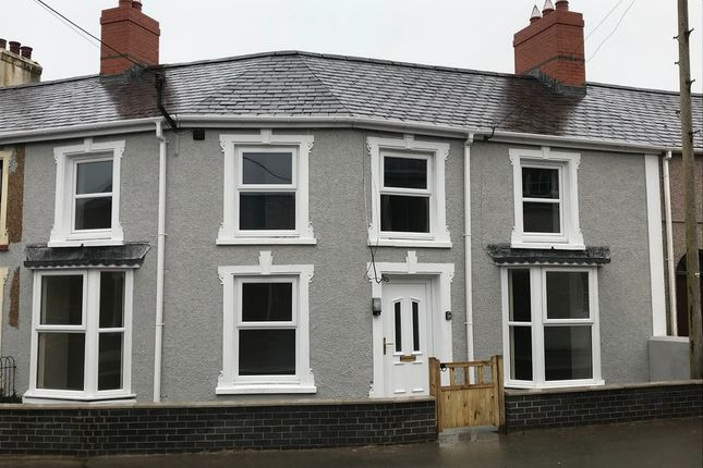 Thumbnail Terraced house to rent in Llansawel, Llandeilo