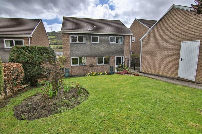 Thumbnail Detached house for sale in Old Rectory Close, Gilwern, Abergavenny
