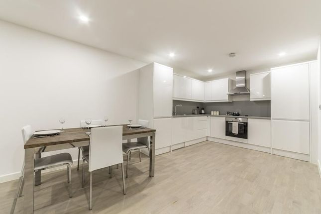 Thumbnail Flat to rent in Butcher Road, Canning Town