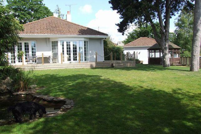 Thumbnail Bungalow for sale in Vale Road, Parkstone, Poole, Dorset