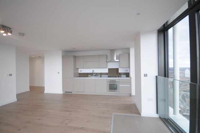 Thumbnail Flat for sale in Stratosphere Tower, 55 Great Eastern Road, London