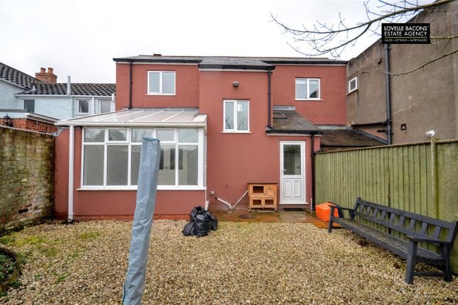 Thumbnail Terraced house for sale in Cemetery Road, Laceby