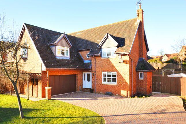 Thumbnail Detached house for sale in Abbey Mill Gardens, Knaresborough