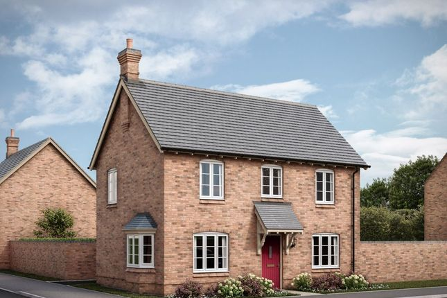 "3 bed detached house for sale in ""The Ford 4th Edition"" at Harvest Road, Market Harborough LE16"