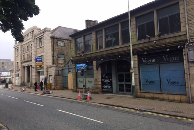 Thumbnail Commercial property for sale in Former Nightclubs & Heritage Arcade, Bacup Road, Rawtenstall
