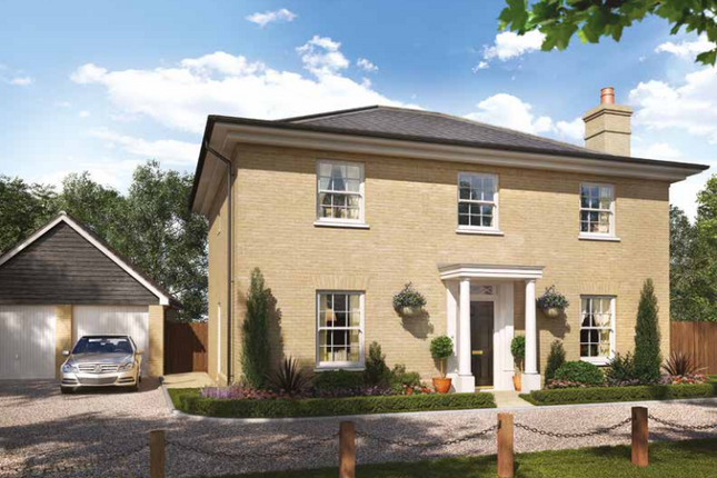 Thumbnail Detached house for sale in Church Hill, Saxmundham, Suffolk