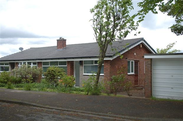 Thumbnail Bungalow to rent in Whitegate, Bolton