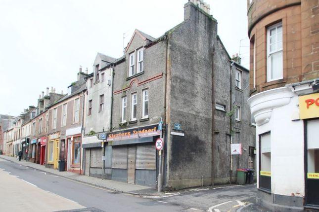 Thumbnail Maisonette for sale in 1B, Castle Street, Maybole KA197Dd