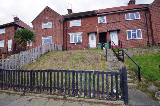 Thumbnail Terraced house to rent in Premier Road, Peterlee