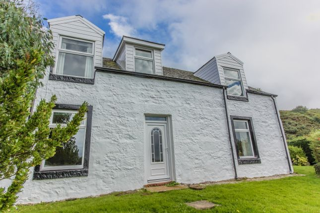 Thumbnail Detached house for sale in Pirnmill, Isle Of Arran