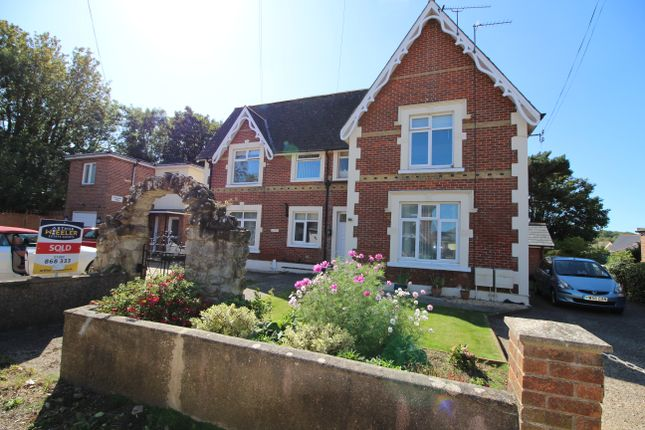 Thumbnail 2 bed flat to rent in Lucerne Road, Shanklin