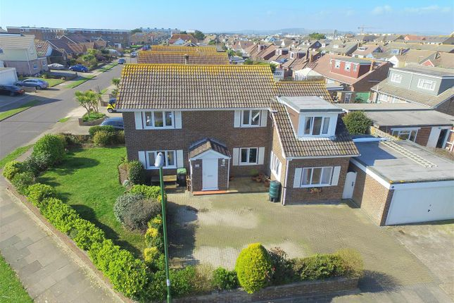 4 bed detached house for sale in East Meadway, Shoreham-By-Sea