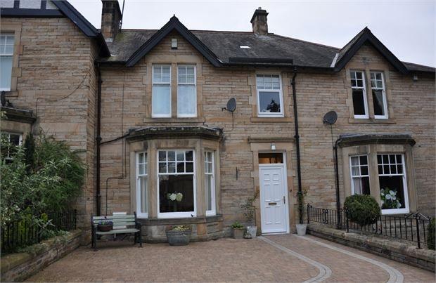 Thumbnail Terraced house for sale in Elvaston Road, Hexham