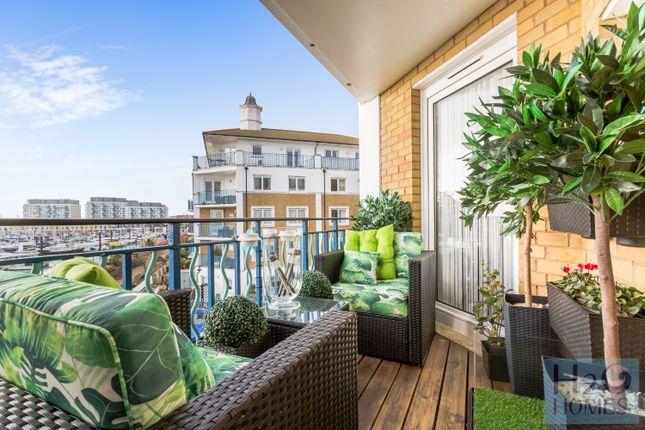 2 bed flat for sale in The Strand, Brighton Marina Village, Brighton BN2