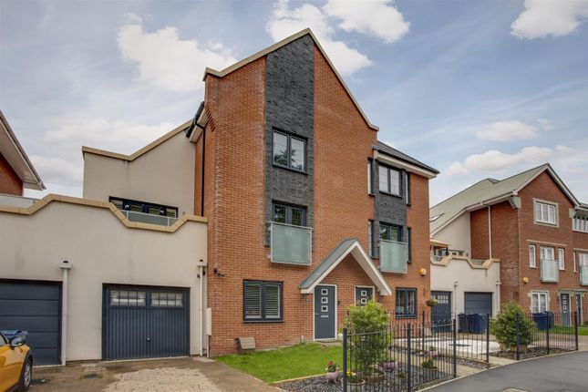 Thumbnail Semi-detached house for sale in Kennedy Avenue, Pine Trees, High Wycombe