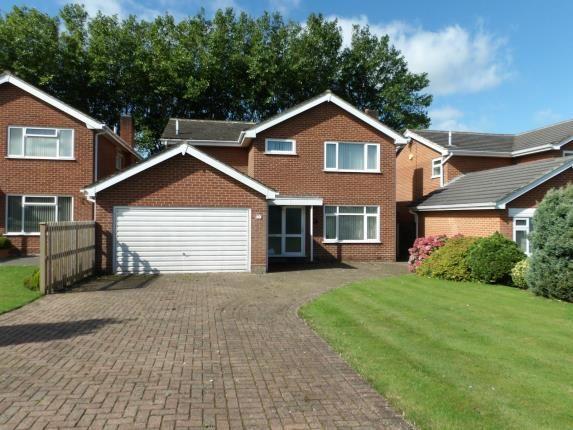 Thumbnail Detached house for sale in Lawn Avenue, Etwall, Derby, Derbyshire