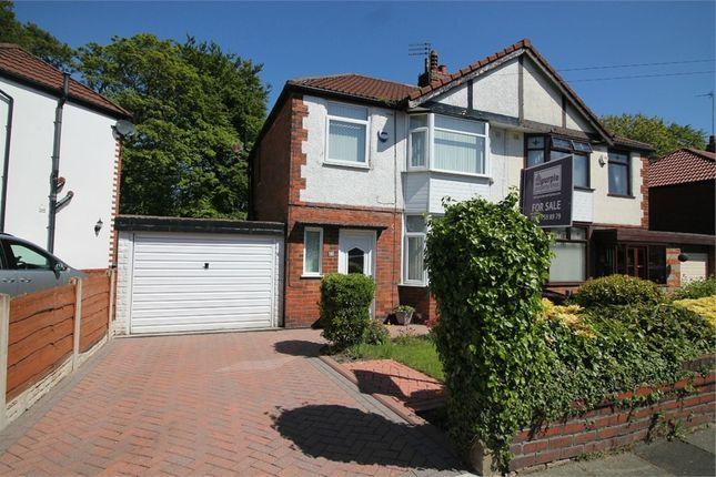Thumbnail Semi-detached house for sale in Broad Oak Road, Bolton, Lancashire