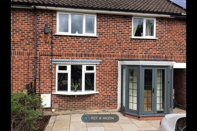 Thumbnail Semi-detached house to rent in Swan Grove, Knutsford