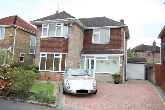 Thumbnail Detached house to rent in Sutherland Crescent, Blythe Bridge, Stoke-On-Trent