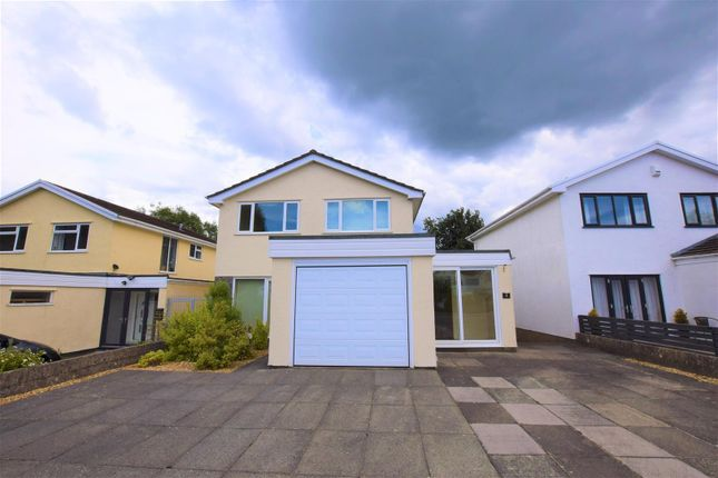 Thumbnail Detached house for sale in Pine Court, Talbot Green, Pontyclun
