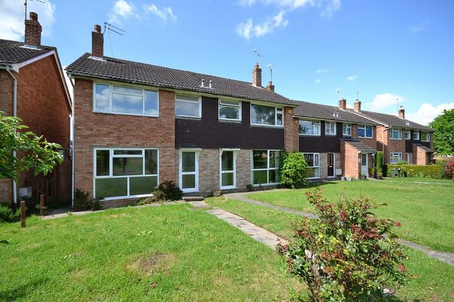 Thumbnail Semi-detached house for sale in Broad Oak Way, Up Hatherley, Cheltenham