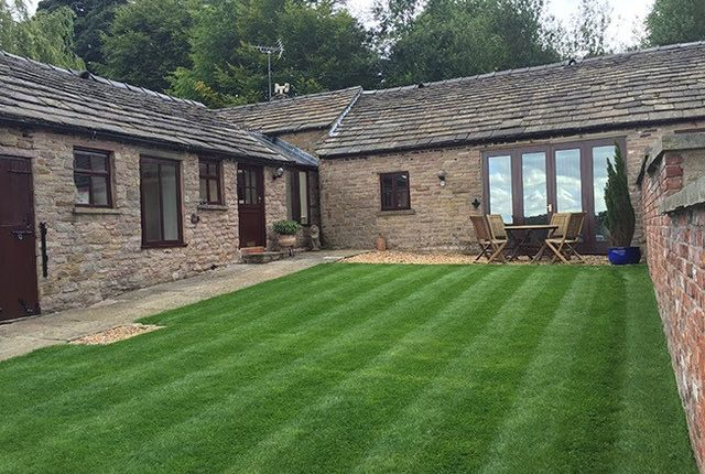 Thumbnail Barn conversion to rent in The Cottage, Sutton, Macclesfield