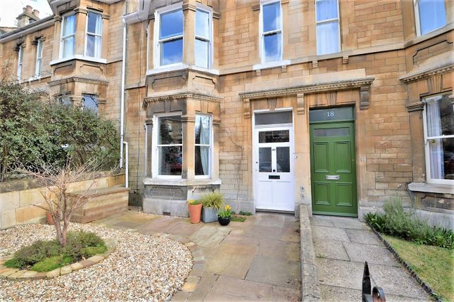 Thumbnail Terraced house to rent in Shakespeare Avenue, Bath