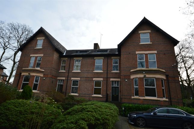 Thumbnail Flat to rent in Chetham House, Sandwich Road, Eccles, Manchester