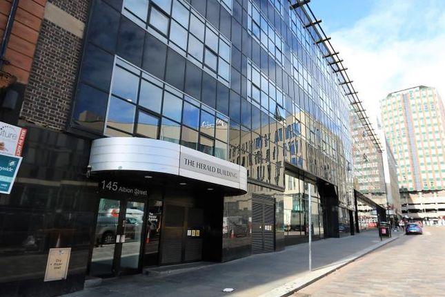 Thumbnail Flat to rent in Albion Street, Glasgow