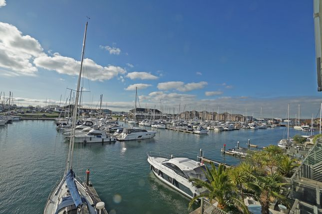 Thumbnail Town house for sale in Bryher Island, Port Solent, Portsmouth