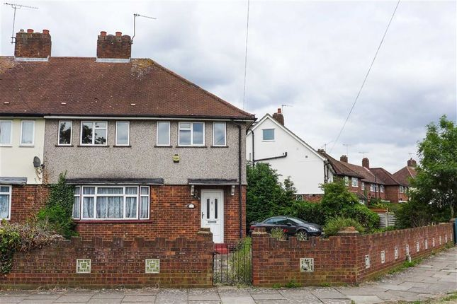 Thumbnail Semi-detached house for sale in Violet Avenue, Hillingdon, Middlesex