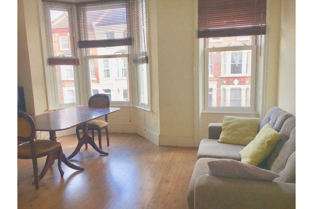 Reception Room of Bravington Road, London W9