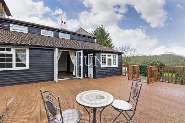 Thumbnail Semi-detached house for sale in Hoe Lane, Lambourne End, Romford