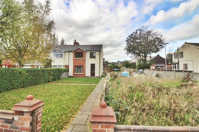 Thumbnail Semi-detached house for sale in Chorley Road, Standish, Wigan