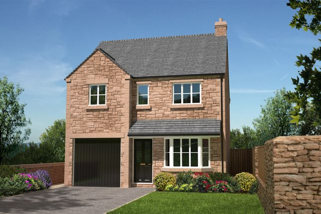 Thumbnail Detached house for sale in Black Lane, Whiston
