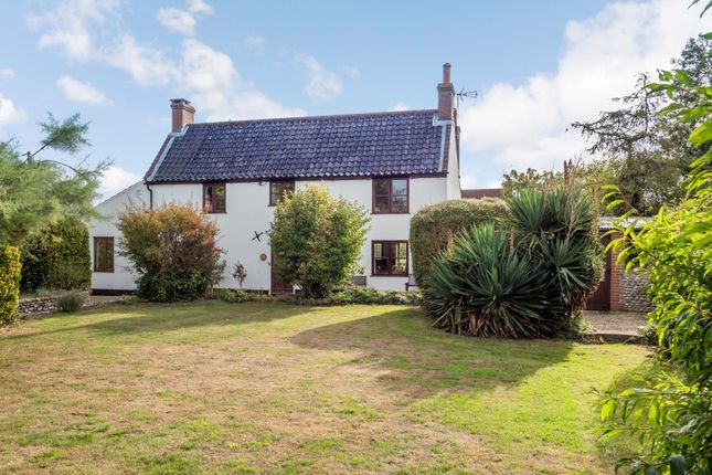 Thumbnail Detached house for sale in Mill Road, Briston, Melton Constable