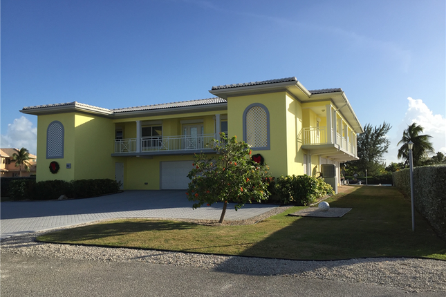Thumbnail Detached house for sale in West Bay, Cayman Islands