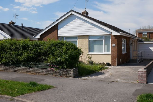 Thumbnail Detached bungalow for sale in West End Avenue, Nottage, Porthcawl