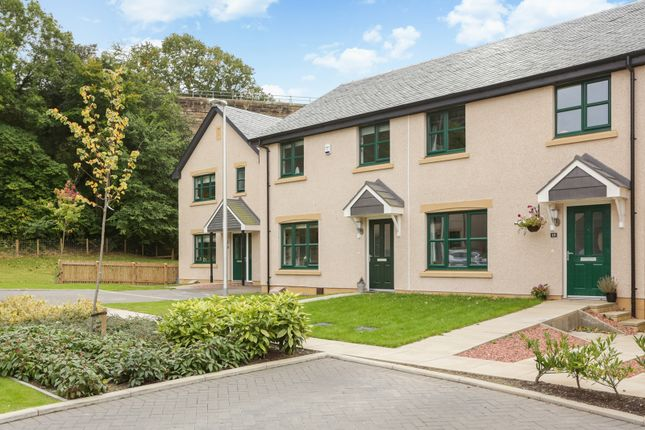 Thumbnail Semi-detached house for sale in Westmil Haugh, Lasswade