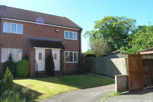 Thumbnail Semi-detached house to rent in The Chase, Boroughbridge, York