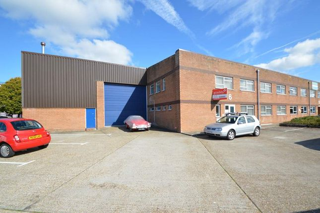 Thumbnail Warehouse to let in Unit 6 Priory Industrial Park, Christchurch