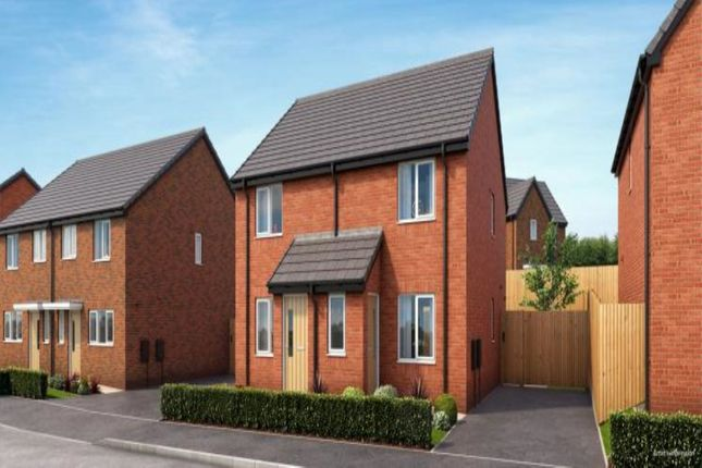 Thumbnail Semi-detached house for sale in Knott Mill Way, Castlefields, Runcorn